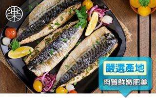 挪威薄鹽整尾鯖魚